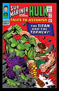 Tales to Astonish (1959-1968) #79