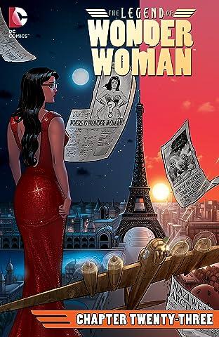 The Legend of Wonder Woman (2015-) #23