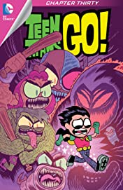 Teen Titans Go! (2013-) #30