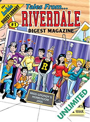 Tales From Riverdale Digest #1