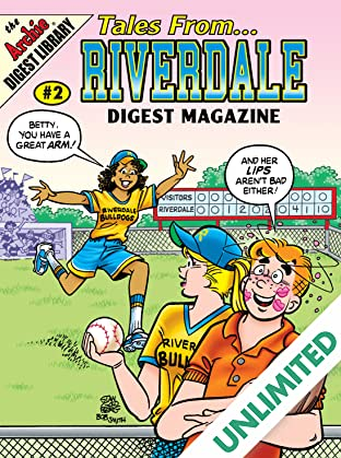 Tales From Riverdale Digest #2