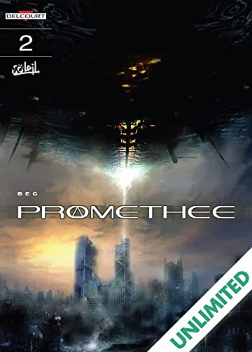 Promethee Vol  2: Project Blue Beam - Comics by comiXology