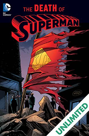 Superman: The Death of Superman: (2016 Edition)