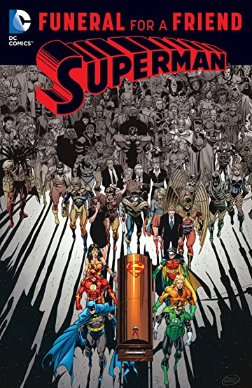 The Death Of Superman Comic Pdf