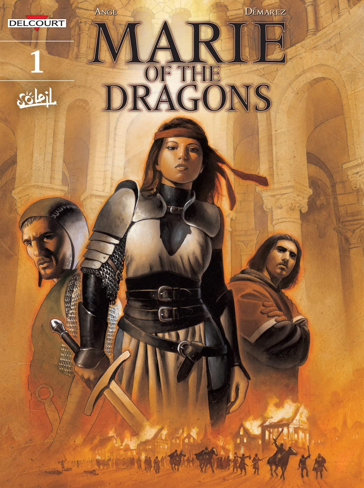 Marie of the Dragons Vol. 1: Armance
