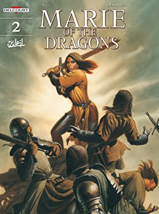 Marie of the Dragons Tome 2: Revenge