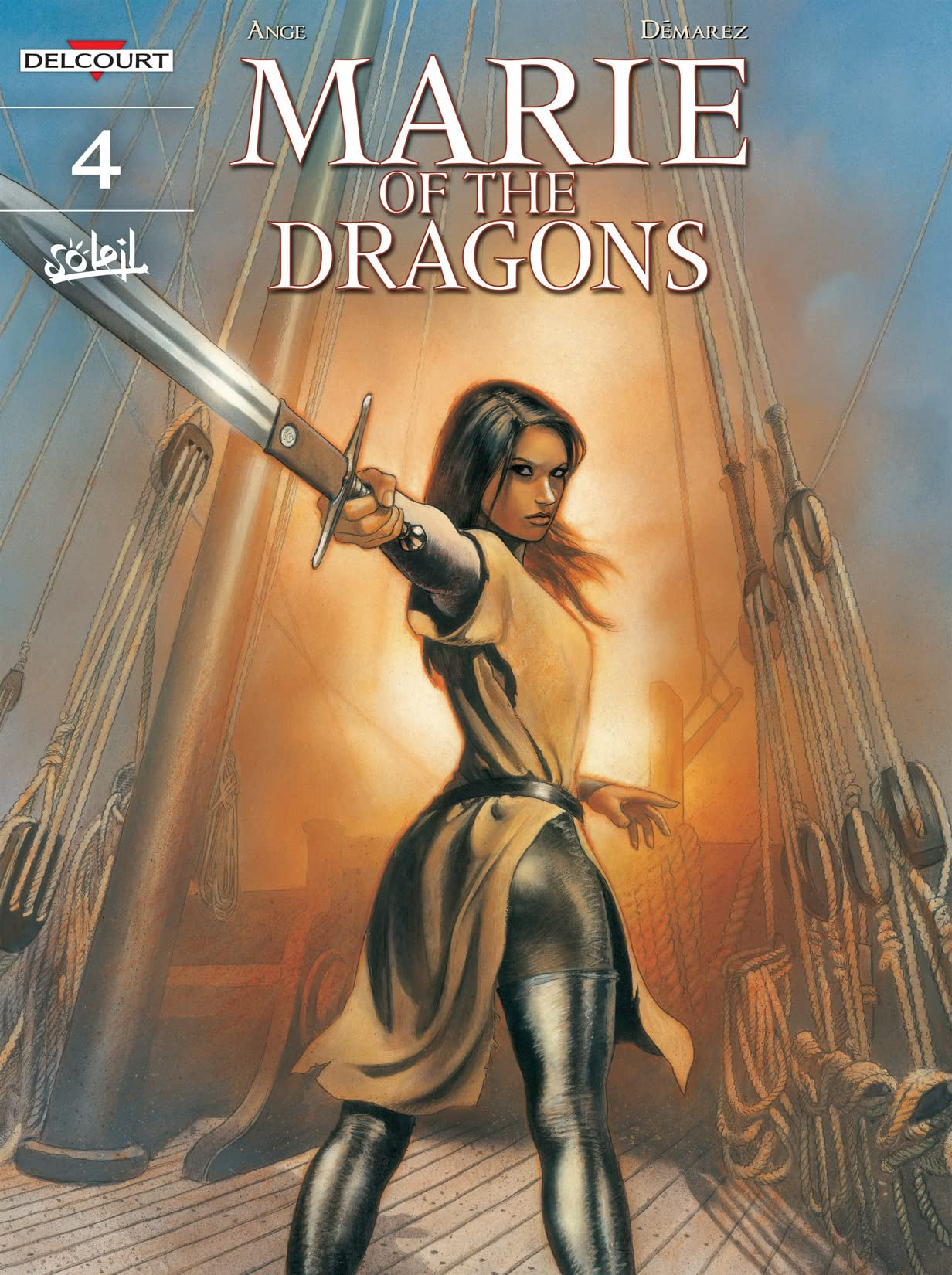 Marie of the Dragons Vol. 4: William