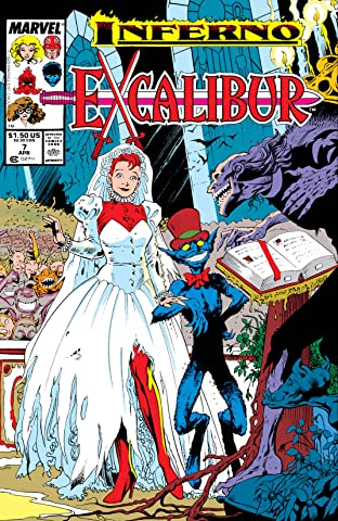 Excalibur (1988-1998) No.7