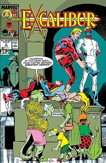 Excalibur (1988-1998) #9