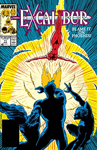 Excalibur (1988-1998) No.11