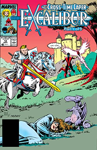 Excalibur (1988-1998) No.12