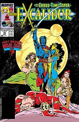 Excalibur (1988-1998) #16