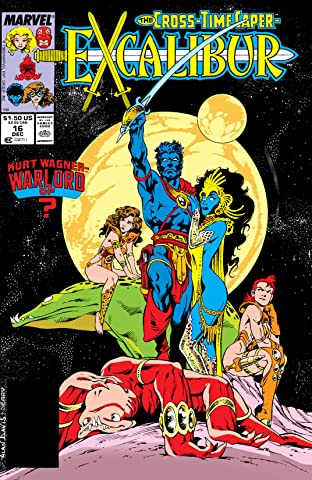Excalibur (1988-1998) No.16