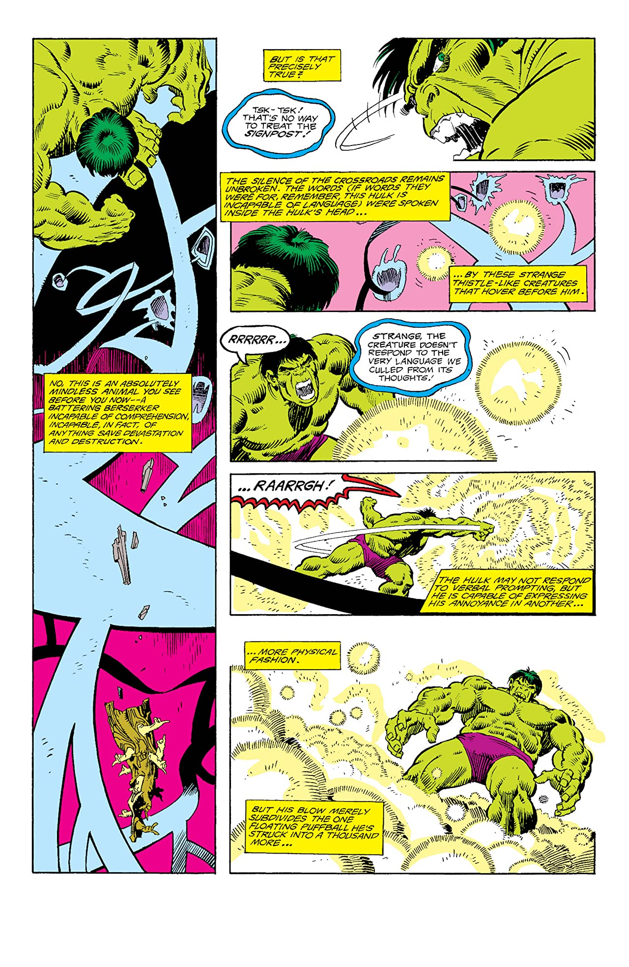 Incredible Hulk (1962-1999) #301