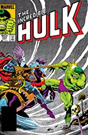 Incredible Hulk (1962-1999) #302