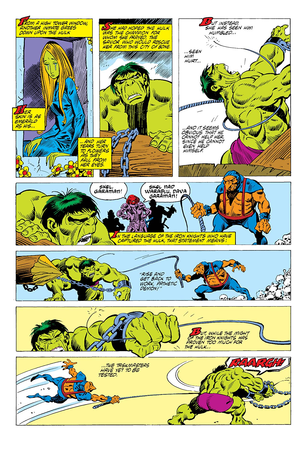 Incredible Hulk (1962-1999) #303