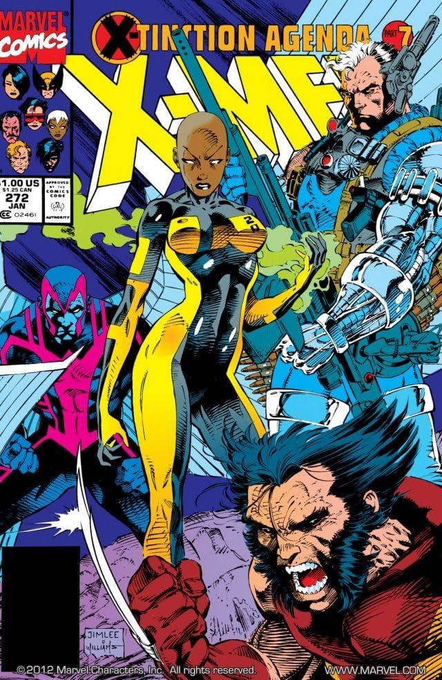 Uncanny X-Men (1963-2011) #272