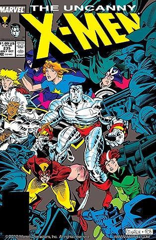 Uncanny X-Men (1963-2011) #235