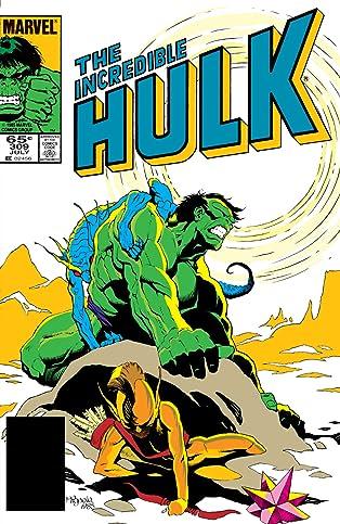 Incredible Hulk (1962-1999) #309