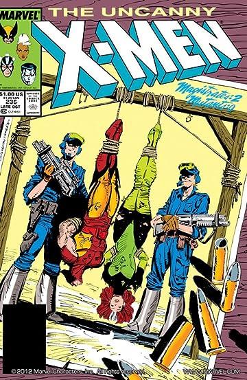 Uncanny X-Men (1963-2011) #236
