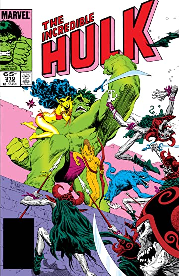 Incredible Hulk (1962-1999) #310