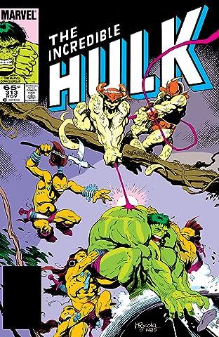 Incredible Hulk (1962-1999) #313