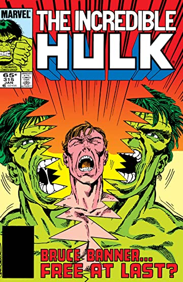 Incredible Hulk (1962-1999) #315