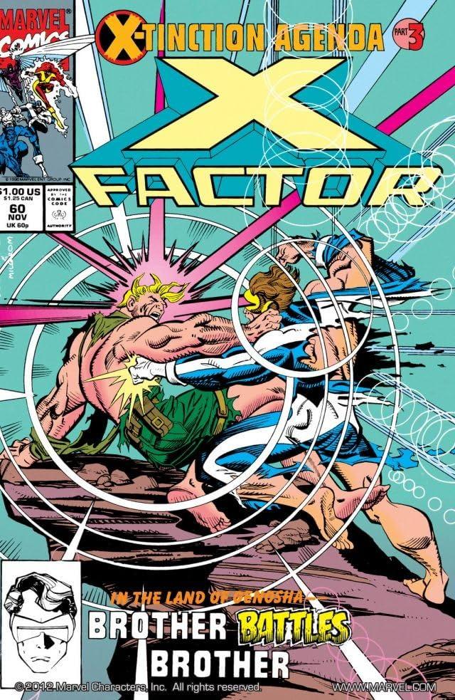X-Factor (1986-1998) #60