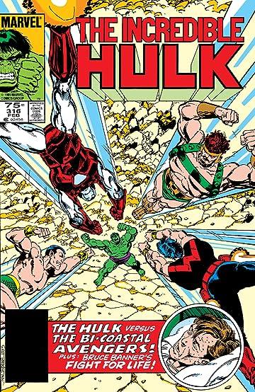 Incredible Hulk (1962-1999) #316