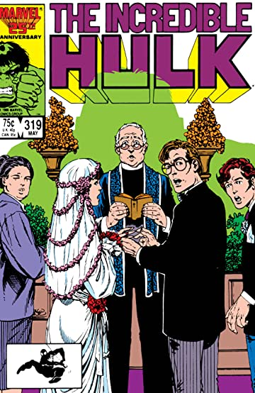 Incredible Hulk (1962-1999) #319
