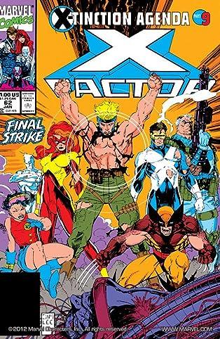 X-Factor (1986-1998) #62