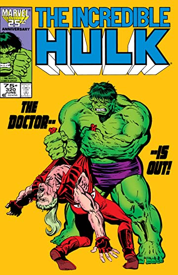Incredible Hulk (1962-1999) #320