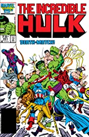 Incredible Hulk (1962-1999) #321