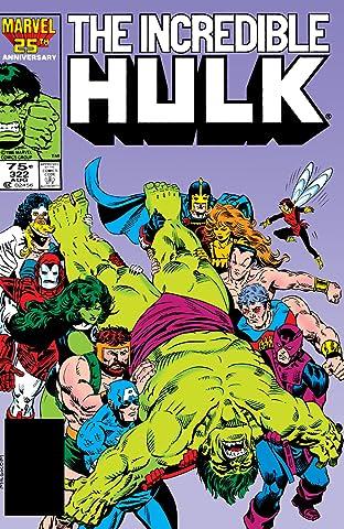 Incredible Hulk (1962-1999) No.322