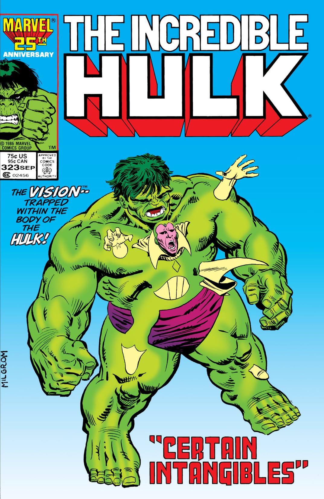 Incredible Hulk (1962-1999) #323