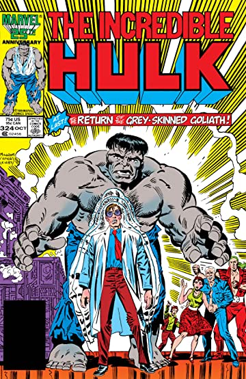 Incredible Hulk (1962-1999) #324