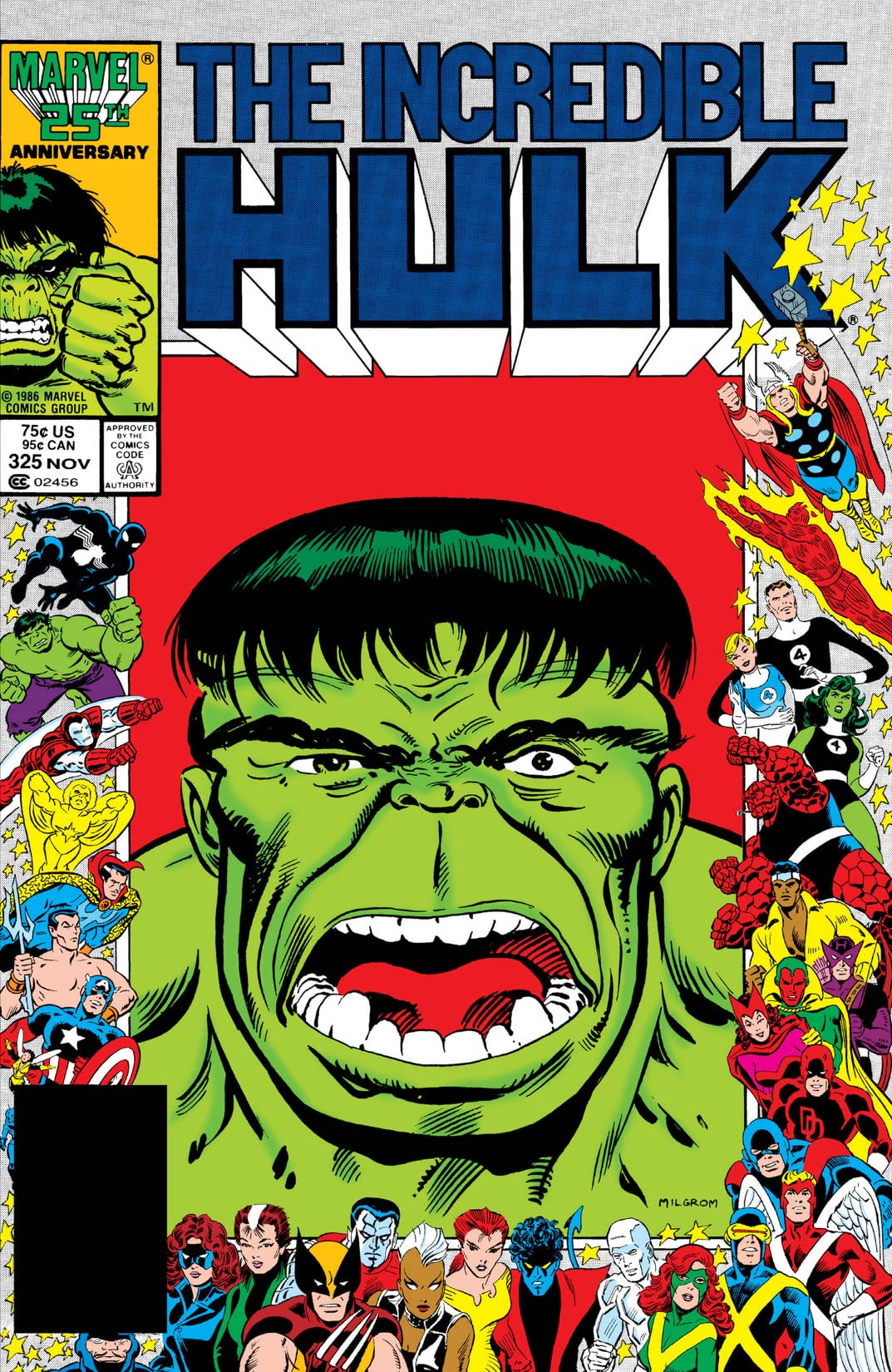 Incredible Hulk (1962-1999) #325