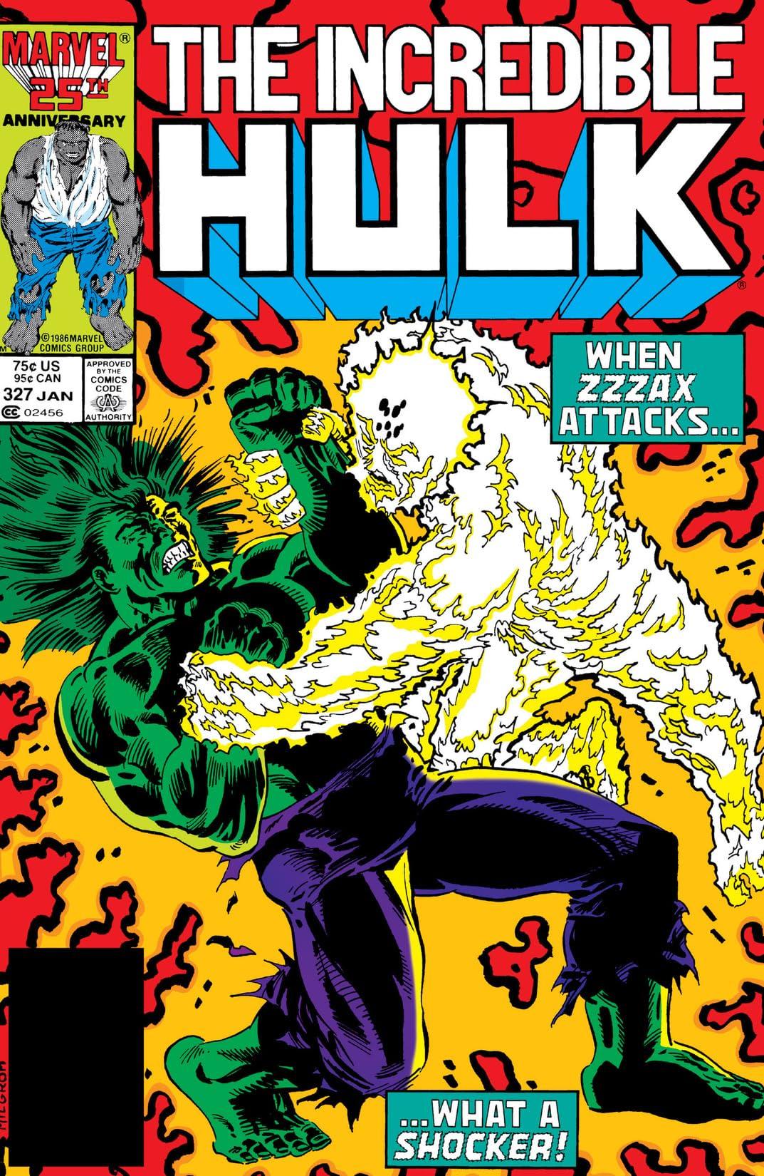 Incredible Hulk (1962-1999) #327