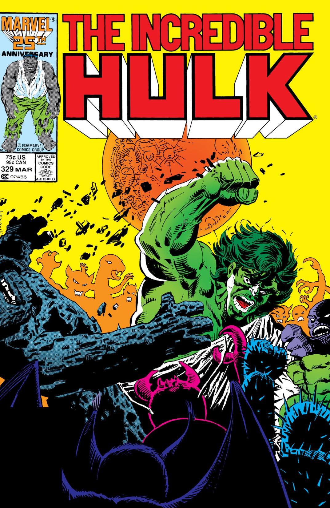 Incredible Hulk (1962-1999) #329