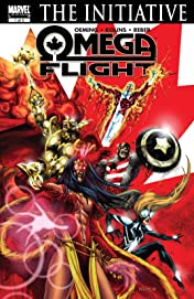 Omega Flight (2007) #1