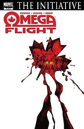 Omega Flight (2007) #2
