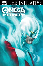 Omega Flight (2007) #3
