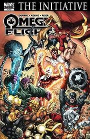 Omega Flight (2007) #4