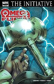 Omega Flight (2007) #5