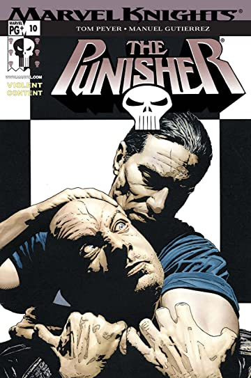 The Punisher (2001-2003) #10