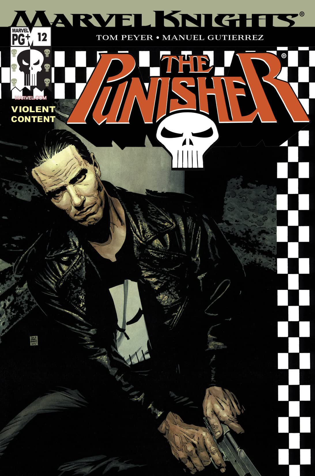 The Punisher (2001-2003) #12