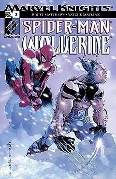 Spider-Man & Wolverine (2003) #3