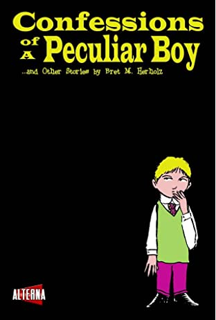 Confessions of a Peculiar Boy: Preview