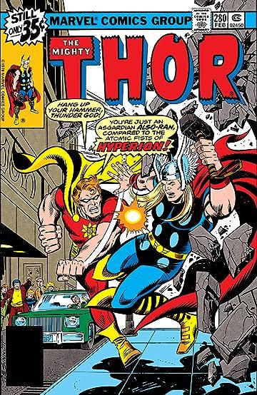 Thor (1966-1996) #280