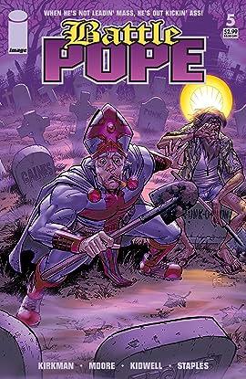 Battle Pope No.5